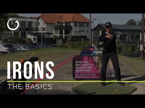 HOW TO HIT YOUR IRONS CONSISTENTLY   Golf Basics