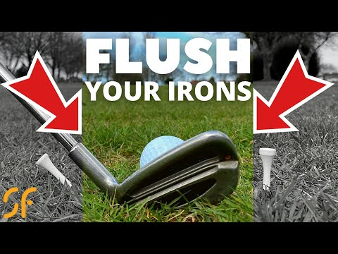 FLUSH YOUR IRONS – Like a PRO!