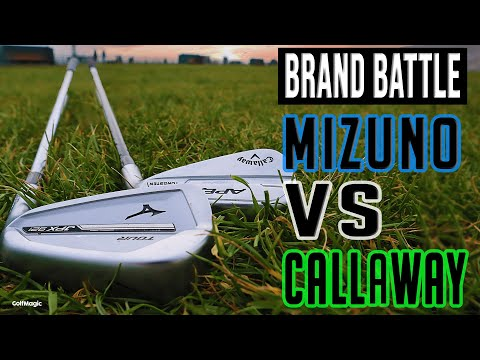 Callaway Apex Pro vs Mizuno JPX 921 Tour   Best Irons 2021