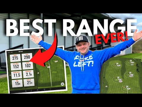 GOING TO THE BEST DRIVING RANGE IN THE WORLD!!!