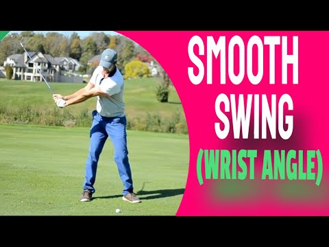 How To Swing The Golf Club Smooth