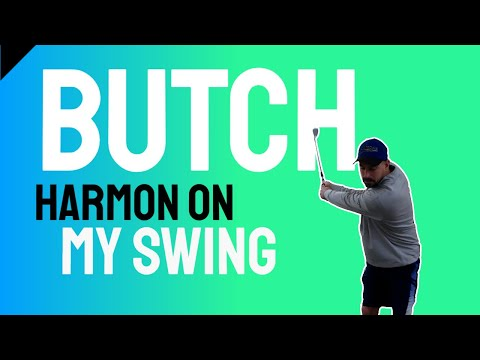Butch Harmon Talks About My Swing & Yours | Simplified Single Plane Golf Swing #subscribe #golftips