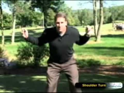 Top 10  Golf Pro Tip  Shoulder Turn – Must see!