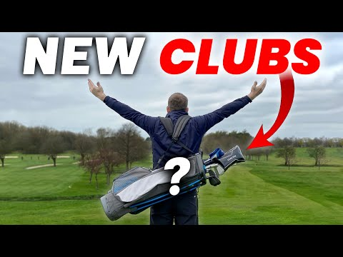 New Golf Clubs – HAVE I MADE BIG MISTAKE?