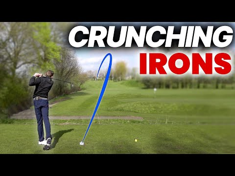 YOUNG GOLFER JUST CRUSHES HIS IRONS – WHAT A PLAYER!