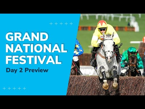 Grand National Festival 2021 Tips   Aintree Day 2 Preview with Ed Quigley and Andrew Thornton