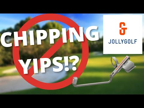 CHIPPING YIPS – THE JOLLY GOLF TRAINING AID REVIEW