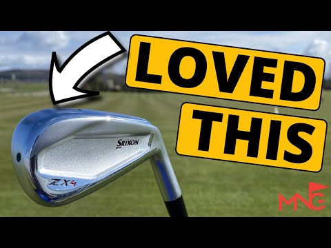 I HAVE A SOFT SPOT FOR THIS IRON – Srixon ZX4 Iron