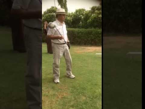 Super Seniors at Ram Bagh Golf Club, Jaipur.