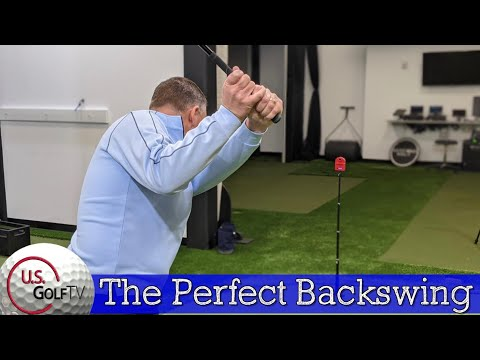How to Make a Perfect Golf Backswing – Golf Swing Tips
