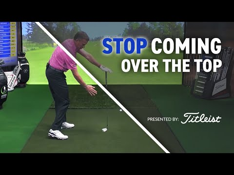 FINALLY Fix Your Swing Path With THIS Drill from Michael Breed