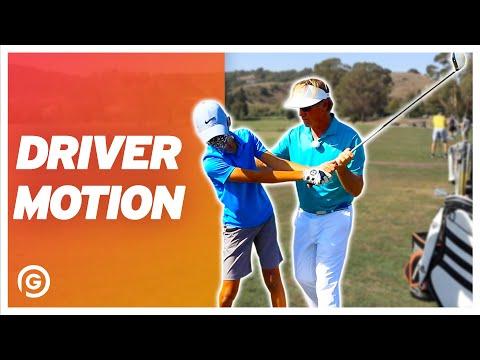 Driver Lesson For Beginners – Basic motion