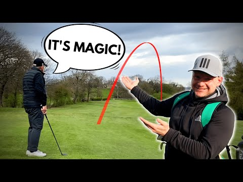 "THIS GOLF CLUB IS ""MAGIC"" FOR HIGH HANDICAP GOLFERS!!!"