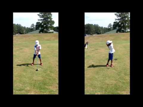 Noah Gilley, Junior Golfer   Driving Tips On Technique