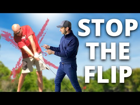 7 HCP Golf Lesson   Keep The Right Arm Bent Until Impact