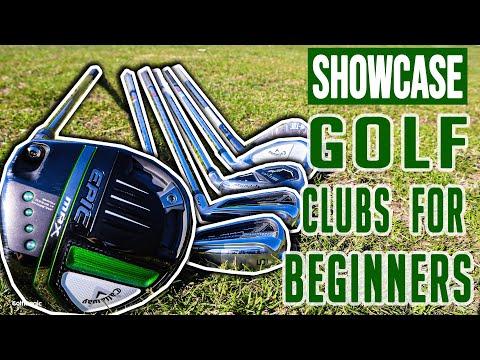 BEST GOLF CLUBS FOR BEGINNERS 2021 | GolfMagic.com
