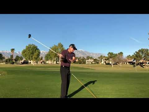 David Curtis, PGA Driver Swing Plane