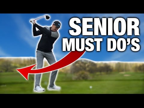 3 MUST DO'S For All Golfers ESPECIALLY Senior Golfers   ME AND MY GOLF