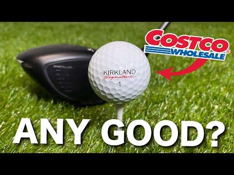 The COSTCO Golf Ball   Kirkland Signature Review
