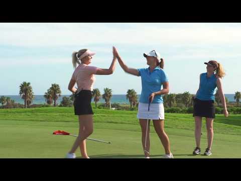 Left Handed Golf Challenge