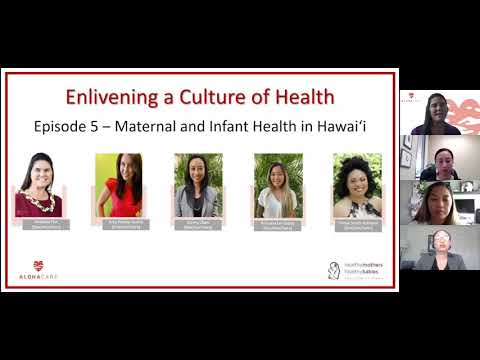 AlohaCare Webinar Enlivening A Culture of Health Ep 4 Food and Community Subsistence in Hawai'i