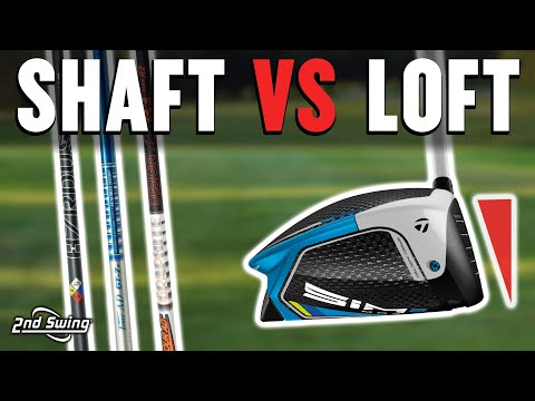Golf Shaft or Loft? What Impacts Golf Driver Spin The Most