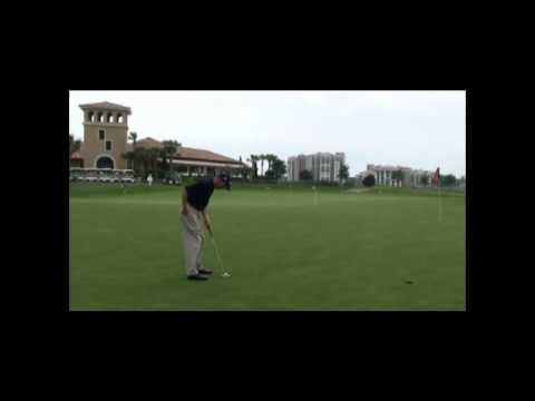 Myrtle Beach Golf Holiday redding putting tip.wmv