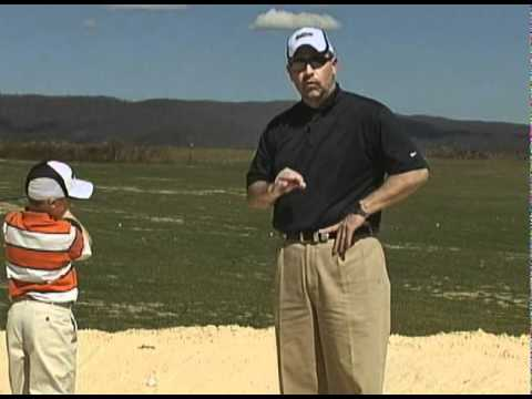 Cox's Driving Range Tip #5. How to get out of a sand trap!  THE SAND MOVES THE BALL!