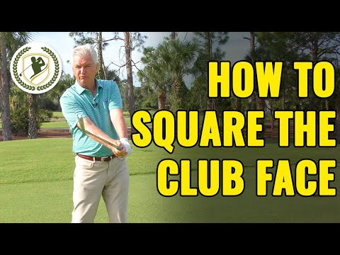 How To Square The Clubface Consistently At Impact (BEST DRILLS!)