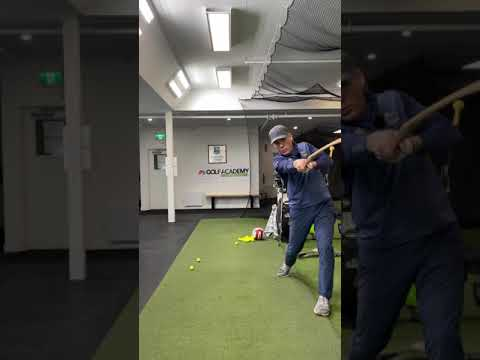 HOW THE HOCKEY RELEASE TRANSLATES TO YOUR GOLF SWING RELEASE | WISDOM IN GOLF | SHAWN CLEMENT |