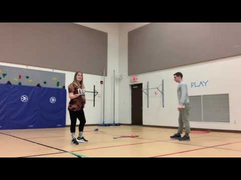 Elementary PE Golf Skills – Putting, Chipping and Driving