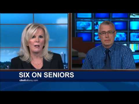 Six on Seniors: How to make the 'Golden Years' shine!