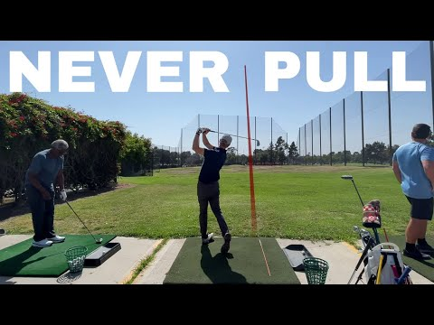 DO THIS MOVE AND A PULL OR HOOK BECOMES IMPOSSIBLE | Be Better Golf