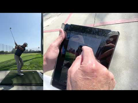 Breakthrough Golf Lesson: Hand Path Back is NOT a STRAIGHT LINE! Be BEtter Golf with Paul Young, PGA