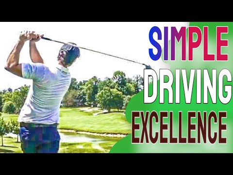 HIT MORE CONSISTENT DRIVES!! – Use One Of These Driving Tips For Effortless Power And Accuracy