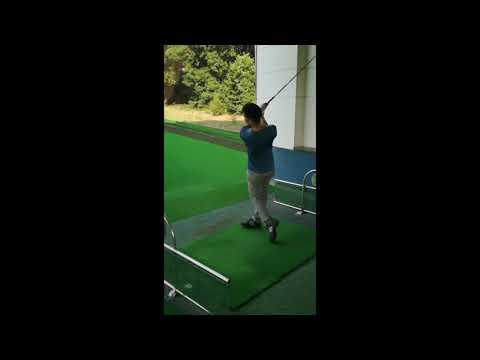 Golf Swing Left Handed