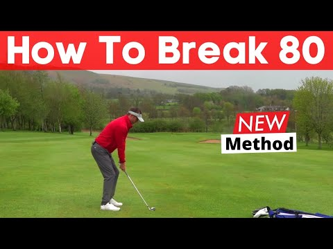 HOW TO BREAK 80 EVERY SHOT !