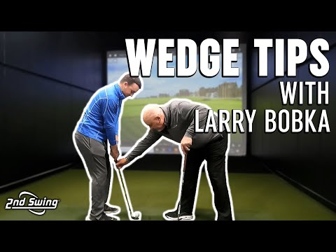 Golf Short Game Tips   Improve Your Chipping   With Larry Bobka