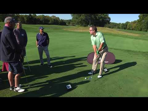 2020- Winning Golf TV- Footjoy Lesson Tip- Putting with an 8-iron