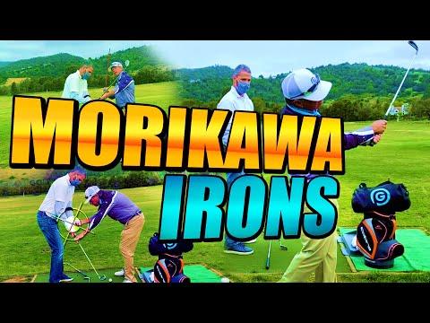 Collin Morikawa Irons Golf Swing Lesson