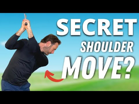 How Should The Shoulders Move In The Golf Swing?