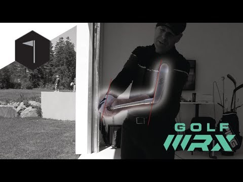SQUARE BACK OF LEAD HAND FOR MORE COMPRESSION | Golf WRX