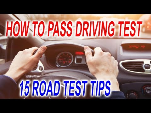 HOW TO PASS ROAD TEST IN QATAR TIPS   DRIVING TEST TIP  PASS DRIVING TEST IN MIDDLE EAST