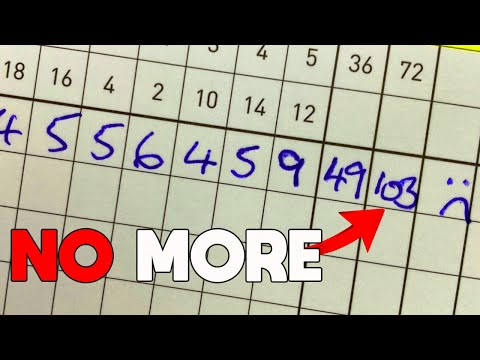 5 golf tips to BREAK 100 every time you play!!