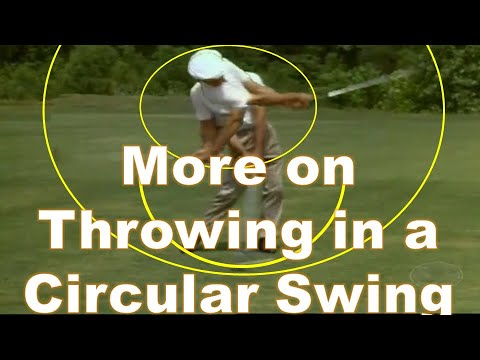 More on Hitting with The Hands inside a Big Circle