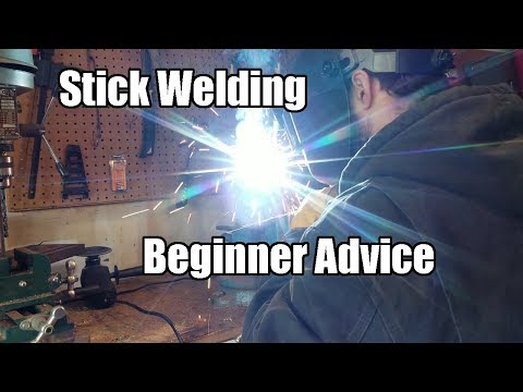 Stick Welding for Beginners: quick pointers
