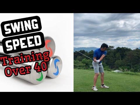 Swing Speed Drills   Increase Swing Speed Older Golfers