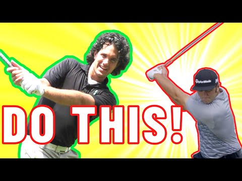 A Simple Golf Tip for GREAT Ball Striking
