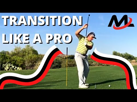 The Most Important Part Of The Golf Swing (The Transition) | Milo Lines Golf