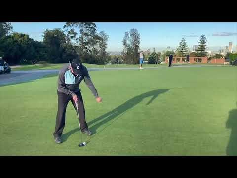 Golf Tips with David Ecob – Long Putting